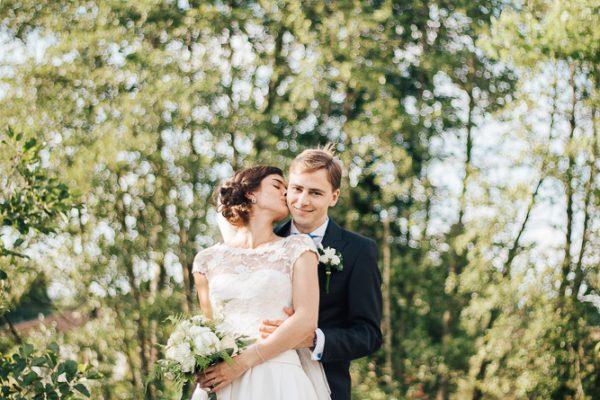 Mariage à Anzy-Le-Duc en Bourgogne