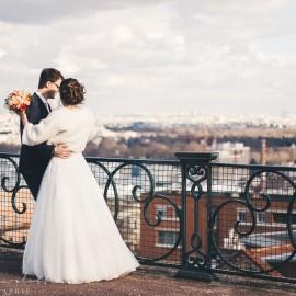Jessica & Alex – un mariage en hiver