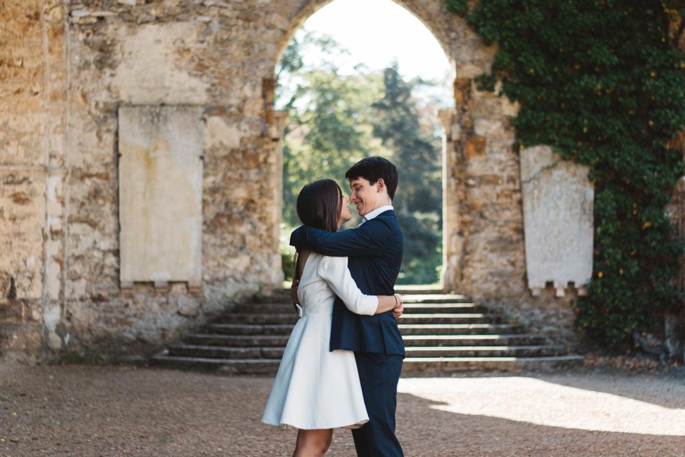 Engagement Abbaye des Vaux de Cernay