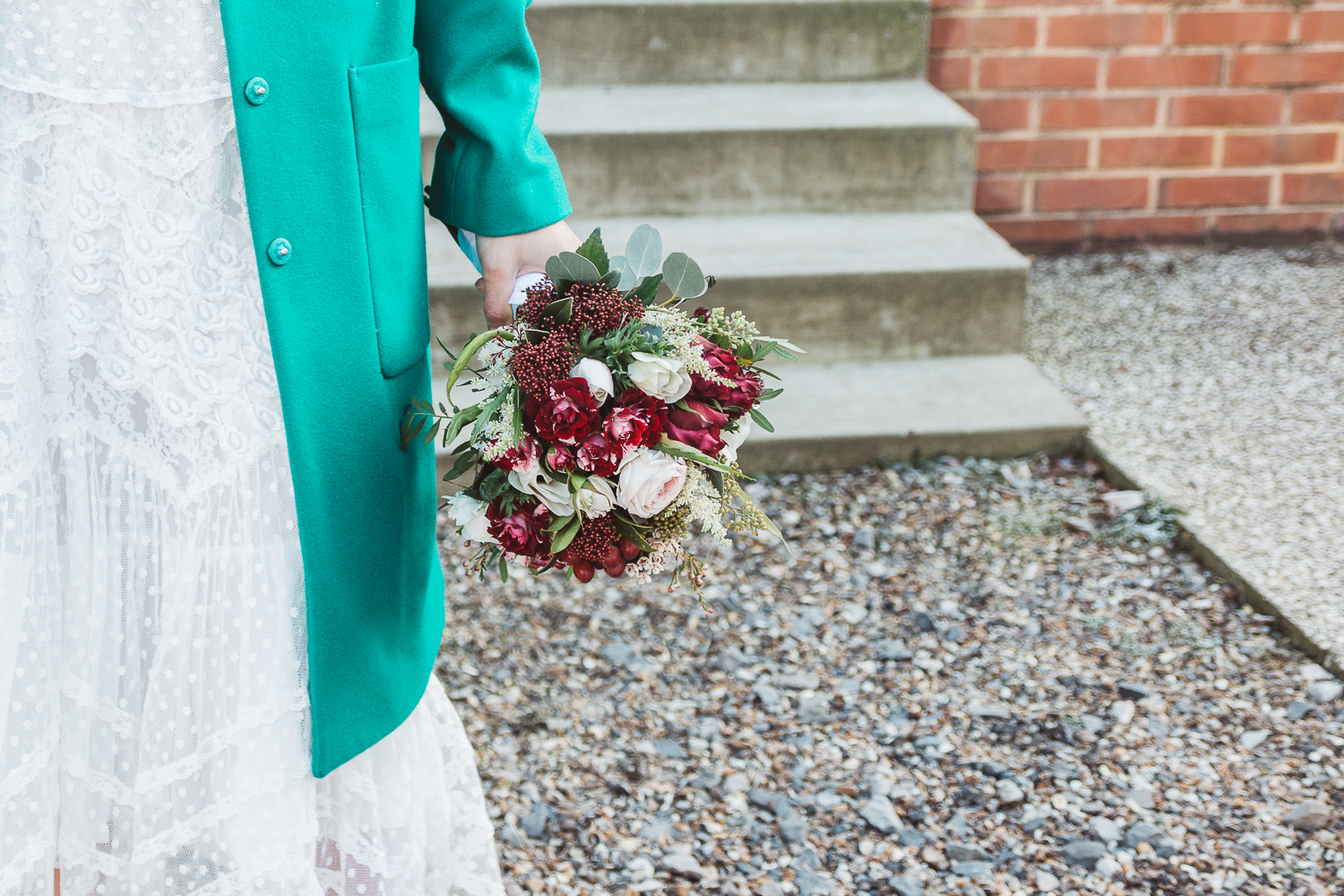 Mariage en hiver - Picardie - Marie-Charlotte Photographie
