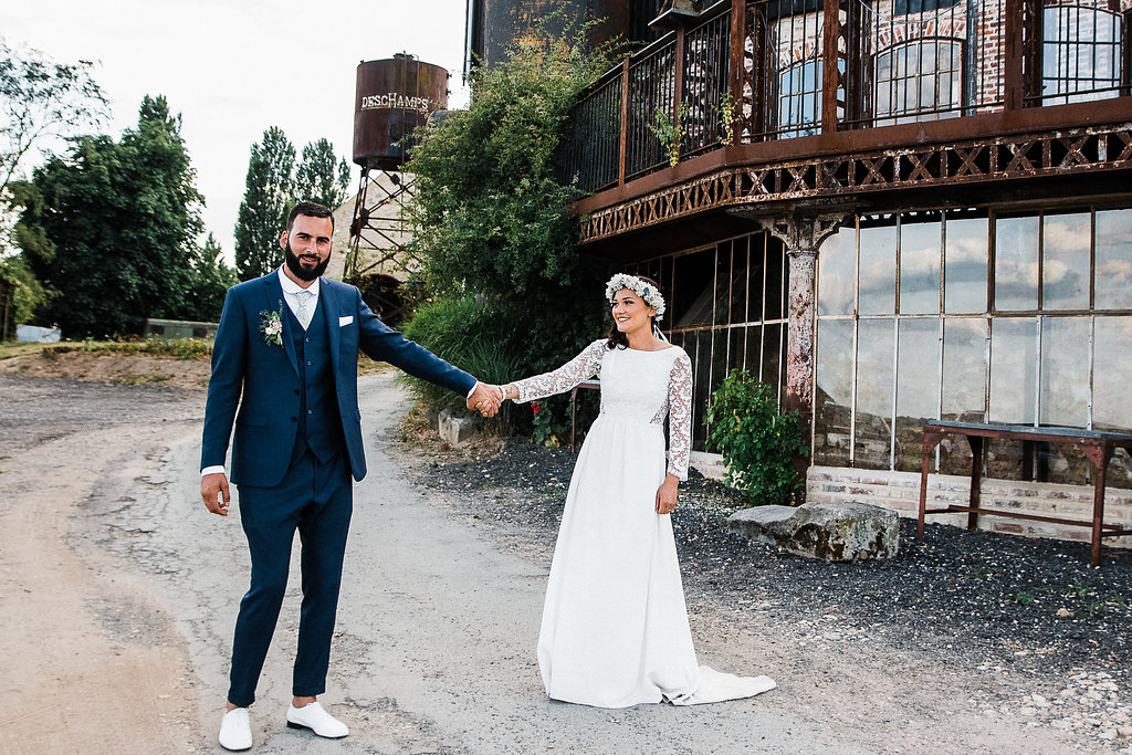 mariage industriel les bonnes joies